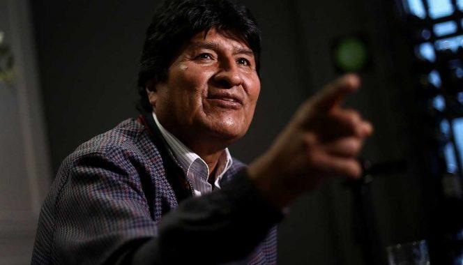 Dan plazo a Evo Morales para arreglar candidatura a senador