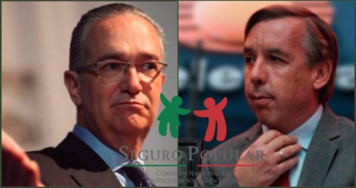 REVELAN cómo Televisa, TV Azteca y empresa ligada al PRI, ganaron MILLONES con Seguro Popular