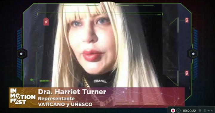 Harriet Turner en In Motion Fest 2020