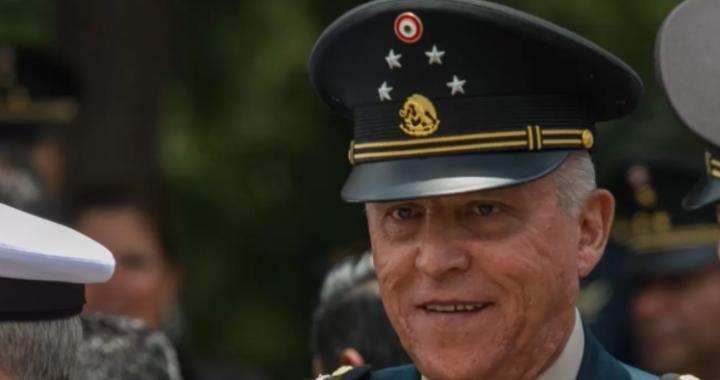 'Profundo extrañamiento': México desclasifica nota enviada a EU por detención de Cienfuegos