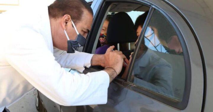 Nuevo León va a Rusia por vacunas, con o sin autorización del gobierno federal: De la O